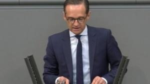 Justizminister Heiko Maas verteidigt die erweiterte Abfrage von Vorratsdaten.