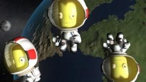Artwork von Kerbal Space Program