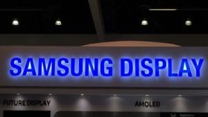 Samsung Display auf der Displayweek 2017