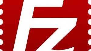 Logo von Filezilla