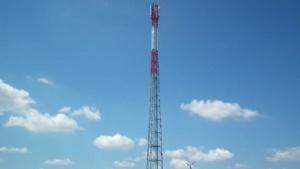 Sendemast der Telekom Austria