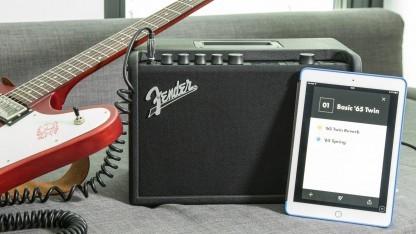 Fenders Mustang-GT-Verstärker haben offenbar ein Problem mit der Sicherheit der Bluetooth-Verbindung.
