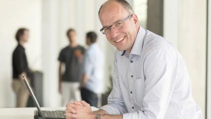 Norbert Lütkenhaus: würde gern durch die Zeit reisen.