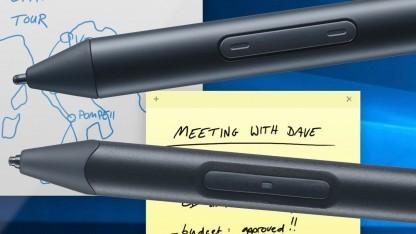 Wacoms neue Stifte sind mit vielen Geräten kompatibel.
