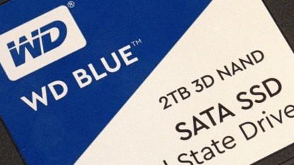 WD Blue 3D als 2,5-Zoll-Variante