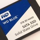 SSD: WD Blue 3D ist sparsamer und kommt mit 2 TByte