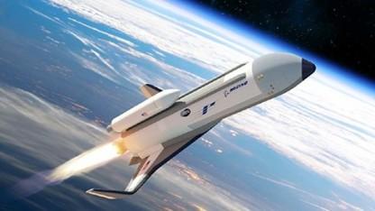 So soll das neue Weltraumflugzeug XS-1 von Darpa einmal aussehen.