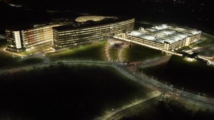 Bei der US-Behörde NGA werden Geodaten gesammelt, unter anderem für Drohnenangriffe.