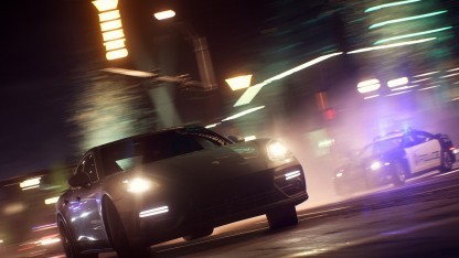 Need for Speed Payback spielt in einer Stadt namens Fortune Valley.