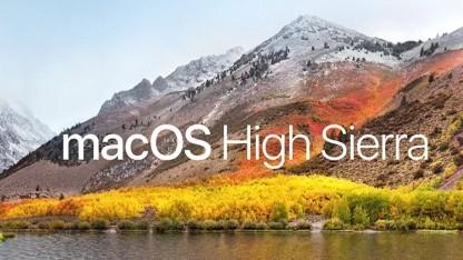 MacOS High Sierra bringt viele Neuerungen bei Leistung und Sicherheit.