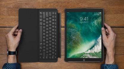 Logitech Slim Combo iPad Pro Case