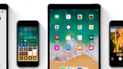 iOS 11 Public Beta ist da