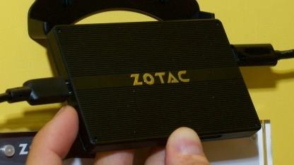 Der Pico-Rechner kann leider nicht per USB Typ C versorgt werden.