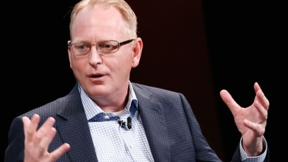 Amazons SVP für Geräte, David Limp, auf der Wired-Konferenz