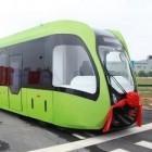 ÖPNV: Chinesisches Unternehmen entwickelt schienenlose Straßenbahn