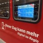 VBB: Regionalzüge bekommen WLAN und Anzeige freier Sitzplätze