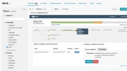 Die Continuous-Delivery-Plattform Spinnaker wird gemeinsam von Netflix und Google entwickelt und genutzt.