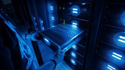 Ein ehemaliger Mitarbeiter soll bei Verelox alle Kundendaten gelöscht haben (Symbolbild).