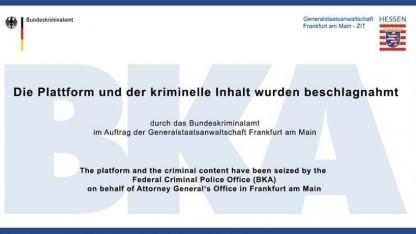 Der Betreiber einer Darknet-Plattform wurde verhaftet.