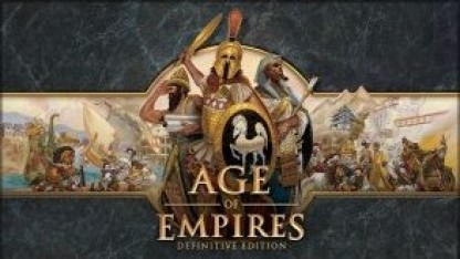 Das Logo von Age of Empires Definitive Edition