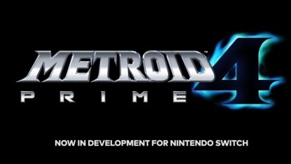 Das Logo von Metroid Prime 4