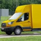 Elektromobilität: Post und Ford bauen großen E-Transporter