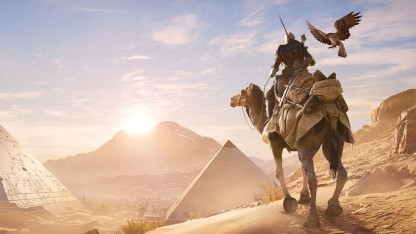 Target-Screenshot von Assassin's Creed Origins