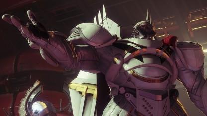 Destiny 2 schickt uns erneut ins All und in den Kampf gegen Aliens.