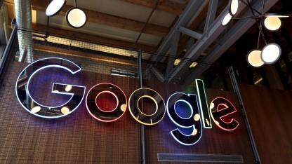 Google-Logo in Kanada