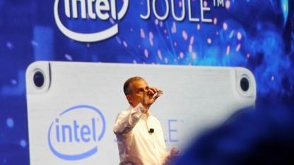Intel hatte Joule im August 2016 vorgestellt.