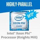 Knights Mill: Intels nächster Xeon Phi wird doppelt so schnell