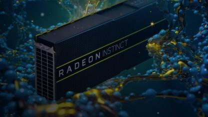 Eine Radeon Instinct