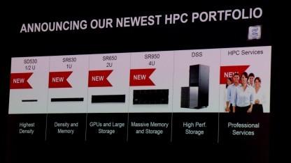 Lenovo stellt zwei neue Marken vor.