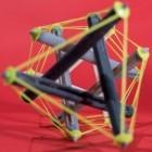 Tensegrity: Forscher stellen komplexe Strukturen per 4D-Druck her