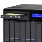 Qnap TVS-882BR: NAS-Systeme mit Blu-ray-Laufwerk und Thunderbolt 3
