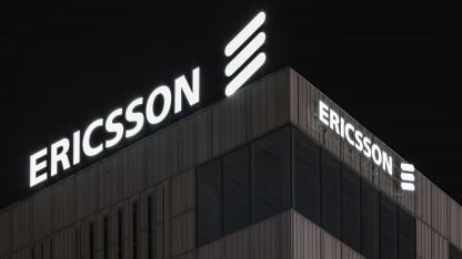 Ericsson-Büros im schwedischen Kista