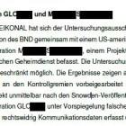NSA-Ausschuss: Koalition verbannt Oppositionsvotum in Geheimschutzstelle