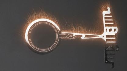 Metallverarbeiternder 3D-Drucker bei der Arbeit (Symbolbild): GE kaufte 2016 Concept Laser.