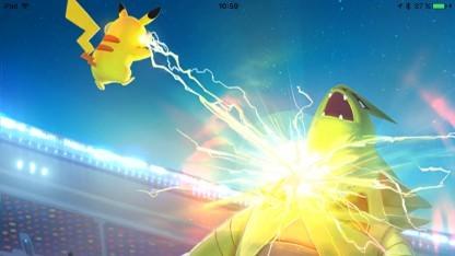 Artwork von Pokémon Go.