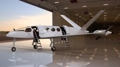 Elektroflieger Alice: ab 2021 im regulären Einsatz