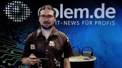 Tobias Költzsch auf der Golem-Konferenz 2017