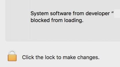 Apple schiebt Kernel-Extensions einen Riegel vor.