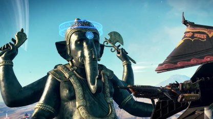 In Beyond Good and Evil 2 erkundet der Spieler ein skurriles Universum.
