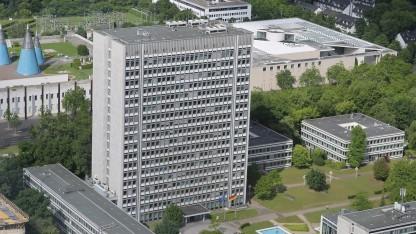 Der Sitz der Bundesnetzagentur in Bonn