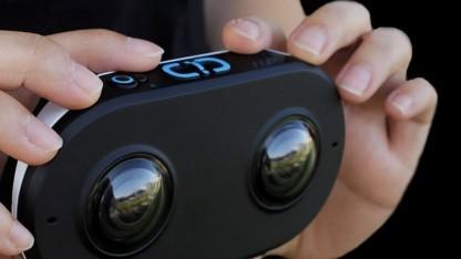 Die Lucidcam wurde über Indiegogo finanziert.