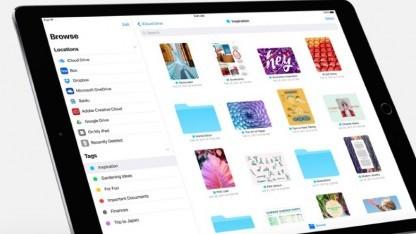 Dateimanager von iOS 11