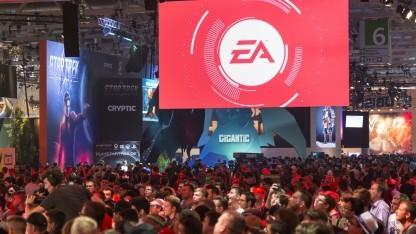 EA auf der Gamescom 2016