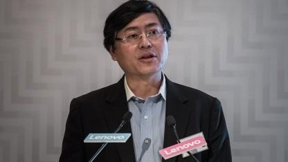 """Yang Yuanqing: """"Wir müssen die Nummer eins in den neuen Märkten werden."""""""