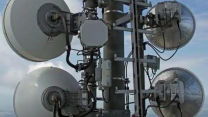 Richtfunk bei der Telekom