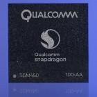 Qualcomm: Snapdragon 450 unterstützt Iris-Scan